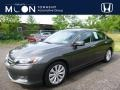 Hematite Metallic 2013 Honda Accord EX Sedan