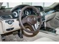 Silk Beige/Espresso Brown Prime Interior Photo for 2016 Mercedes-Benz E #104844830