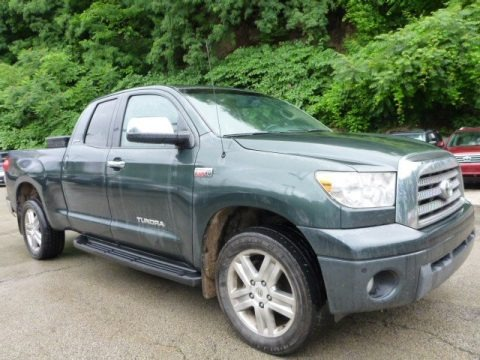2008 Toyota Tundra Limited Double Cab 4x4 Data, Info and Specs