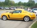 2007 Grabber Orange Ford Mustang Saleen Parnelli Jones Edition  photo #4