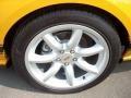 2007 Grabber Orange Ford Mustang Saleen Parnelli Jones Edition  photo #10