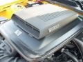 2007 Grabber Orange Ford Mustang Saleen Parnelli Jones Edition  photo #17