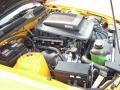 2007 Grabber Orange Ford Mustang Saleen Parnelli Jones Edition  photo #28