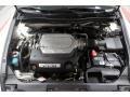 White Diamond Pearl - Accord EX V6 Sedan Photo No. 34