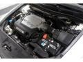 White Diamond Pearl - Accord EX V6 Sedan Photo No. 37