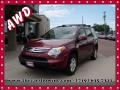 Dark Cranberry Metallic 2007 Suzuki XL7 AWD