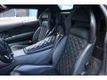 Front Seat of 2007 Murcielago LP640 Roadster