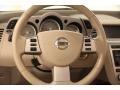 2007 Glacier Pearl White Nissan Murano SL AWD  photo #6