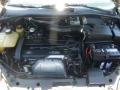 2003 Pitch Black Ford Focus ZX3 Coupe  photo #14
