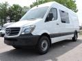 Arctic White - Sprinter 2500 High Roof Crew Van Photo No. 1