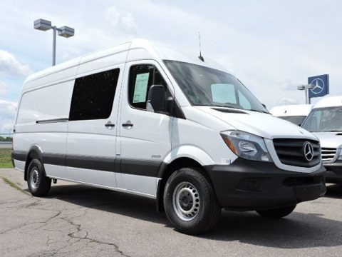 2015 mercedes benz sprinter 2500 high roof crew van data for 2015 mercedes benz 2500 high roof