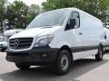 Arctic White - Sprinter 2500 Cargo Van Photo No. 1