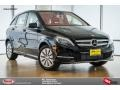 Night Black 2015 Mercedes-Benz B Electric Drive