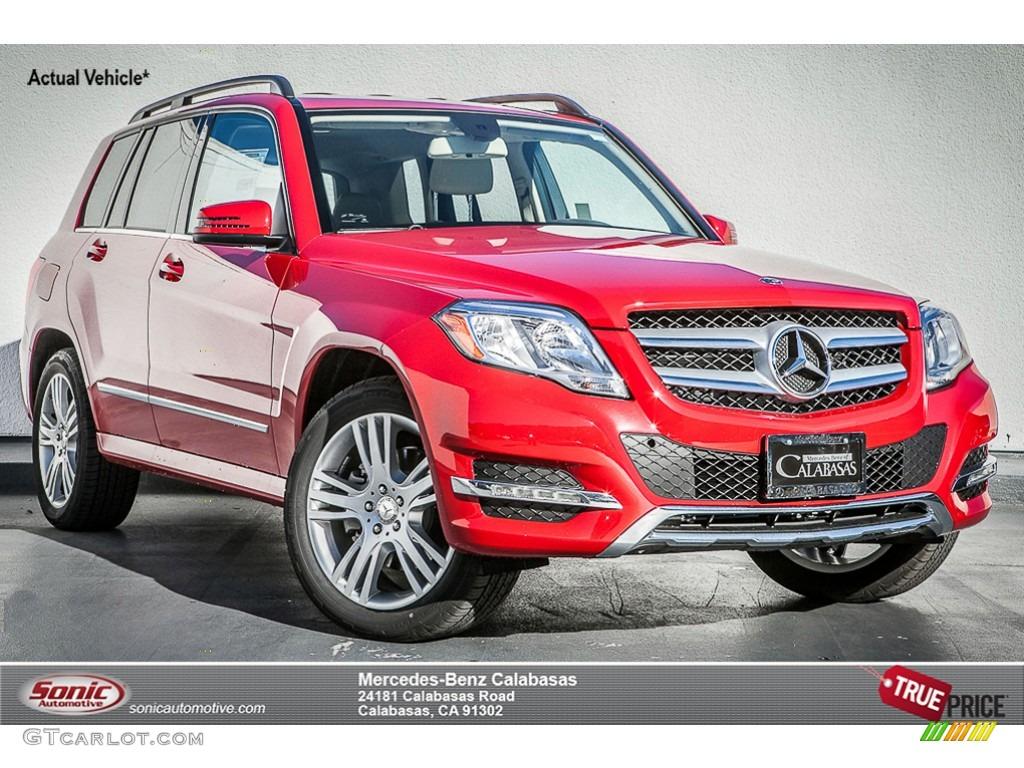 mars red mercedes benz glk - Mercedes Glk Red