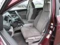 2012 Basque Red Pearl II Honda CR-V LX 4WD  photo #7