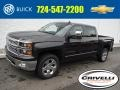 Tungsten Metallic 2015 Chevrolet Silverado 1500 Gallery