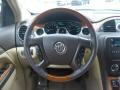 2008 Red Jewel Buick Enclave CXL  photo #22