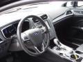 2013 Tuxedo Black Metallic Ford Fusion Hybrid Titanium  photo #12