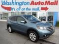 2013 Mountain Air Metallic Honda CR-V EX AWD #104979290