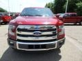 Ruby Red Metallic - F150 King Ranch SuperCrew 4x4 Photo No. 8