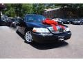 Black 2010 Lincoln Town Car Signature Limited