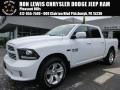 2014 Bright White Ram 1500 Sport Crew Cab 4x4 #105051701