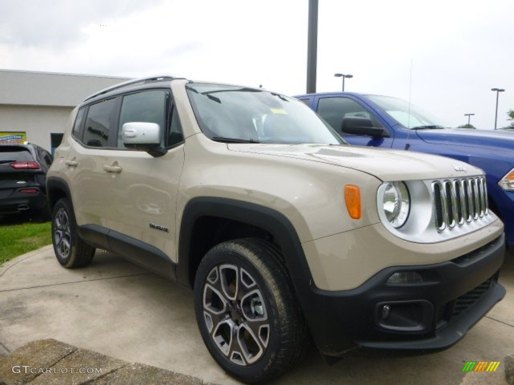 mojave sand 2015 jeep renegade limited 4x4 exterior photo 105064479. Black Bedroom Furniture Sets. Home Design Ideas