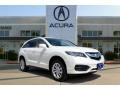 White Diamond Pearl 2016 Acura RDX Technology