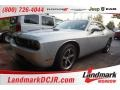 Bright Silver Metallic 2010 Dodge Challenger SE