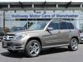 Pebble Grey Metallic - GLK 250 BlueTEC 4Matic Photo No. 1