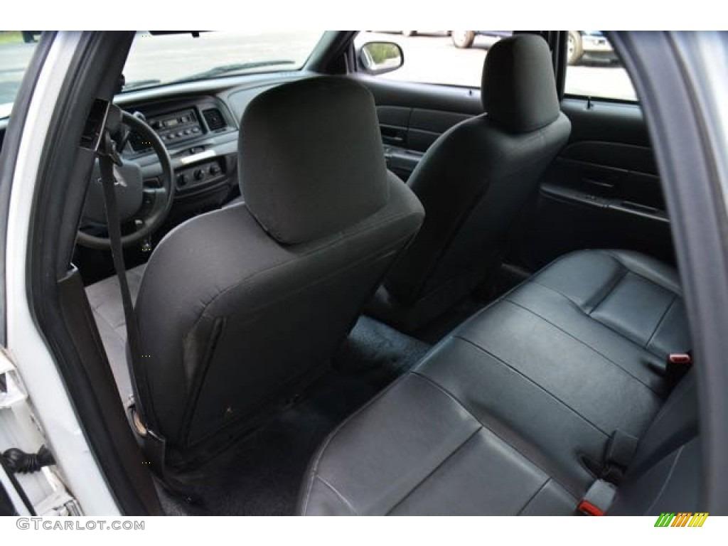 2008 Ford Crown Victoria Police Interceptor Interior Color Photos