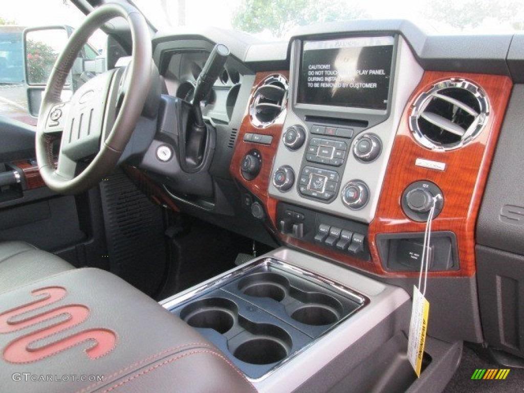 2016 Ford F250 Super Duty King Ranch Crew Cab 4x4