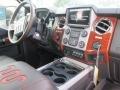 2016 Ford F250 Super Duty King Ranch Mesa/Black Interior Dashboard Photo
