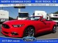 2015 Race Red Ford Mustang GT Premium Convertible #105081861
