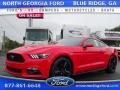 2015 Race Red Ford Mustang EcoBoost Coupe #105081857