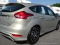 2015 Tectonic Metallic Ford Focus SE Hatchback  photo #36