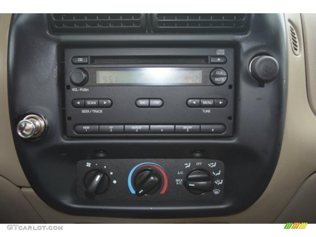 2004 ford ranger xlt supercab audio system photo. Black Bedroom Furniture Sets. Home Design Ideas