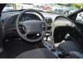 2002 Ford Mustang Dark Charcoal Interior Dashboard Photo