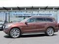 Cinnabar Red Metallic 2013 Mercedes-Benz GL 450 4Matic