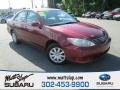Salsa Red Pearl 2005 Toyota Camry LE