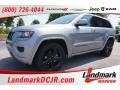 2015 Billet Silver Metallic Jeep Grand Cherokee Altitude #105151367