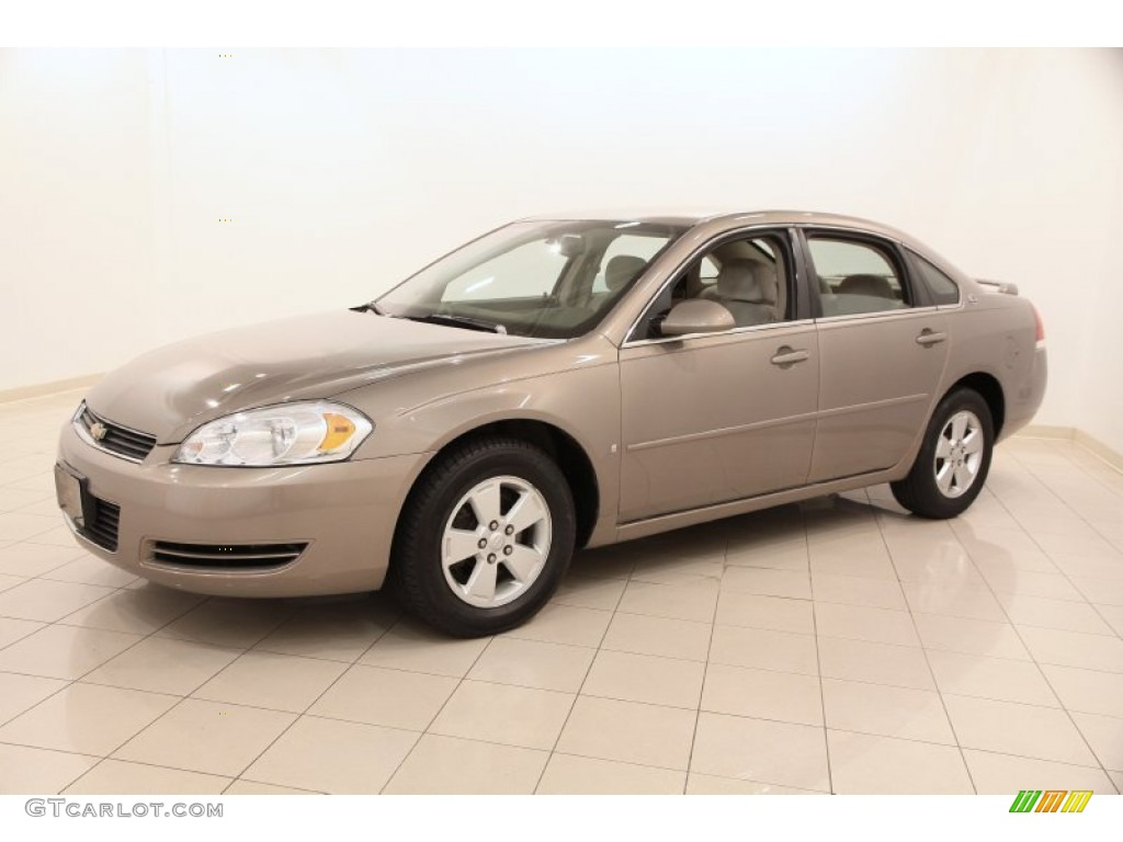 2007 Chevrolet Impala Lt Exterior Photos