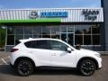 2016 Crystal White Pearl Mica Mazda CX-5 Grand Touring #105151415