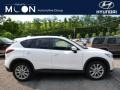 2015 Crystal White Pearl Mica Mazda CX-5 Grand Touring AWD #105151414