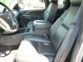 2013 Silver Ice Metallic Chevrolet Silverado 1500 LTZ Extended Cab 4x4  photo #13