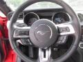 Ebony Steering Wheel Photo for 2015 Ford Mustang #105170367