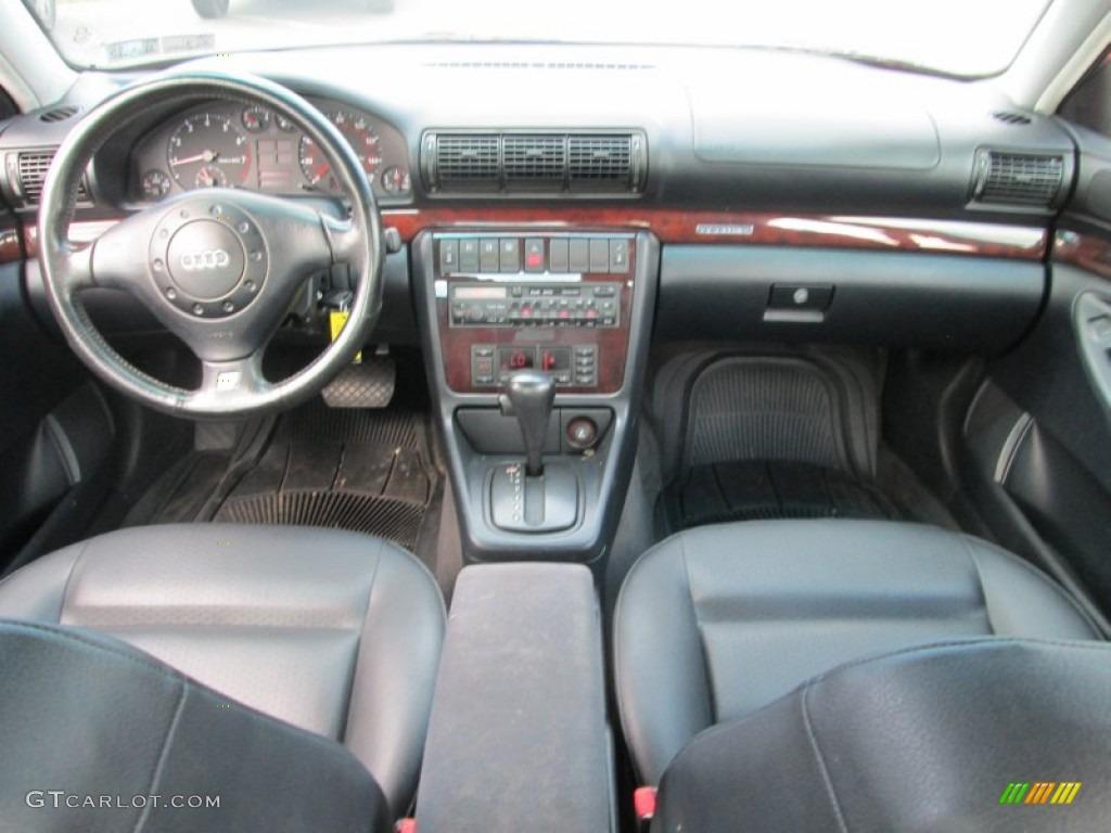 1996 audi a4 2.8 quattro sedan interior color photos | gtcarlot