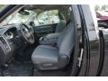 Black/Diesel Gray Interior Photo for 2015 Ram 1500 #105192284