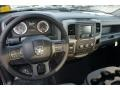 Black/Diesel Gray Dashboard Photo for 2015 Ram 1500 #105192308