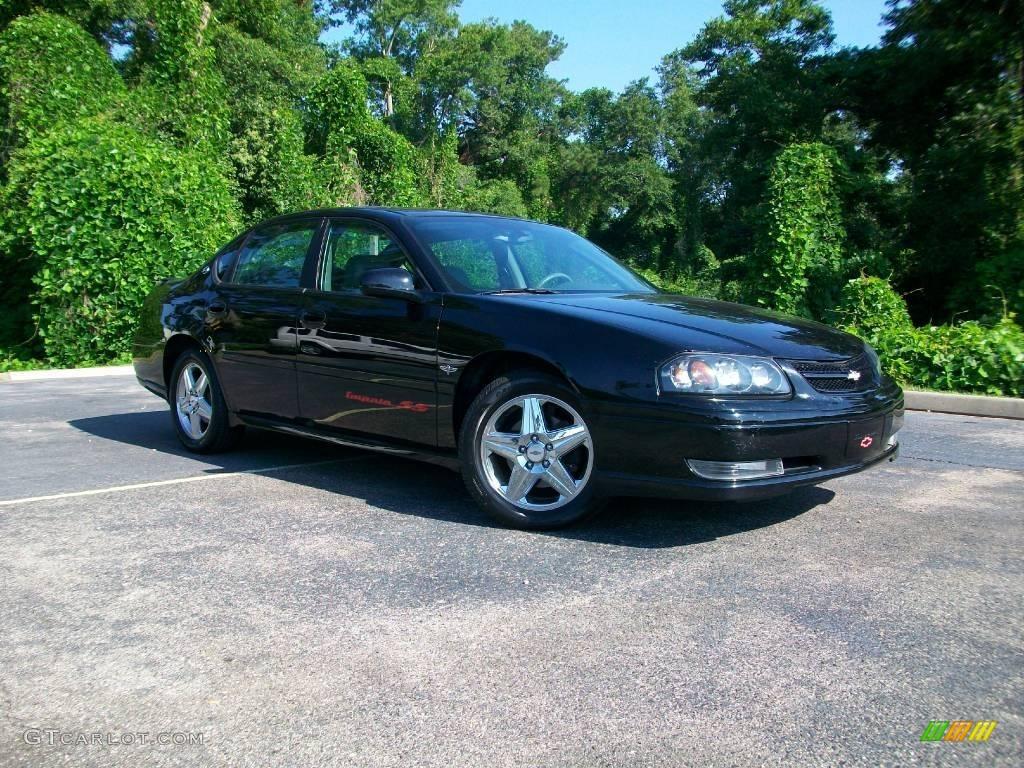2004 black chevrolet impala ss supercharged 10504343 car color galleries. Black Bedroom Furniture Sets. Home Design Ideas